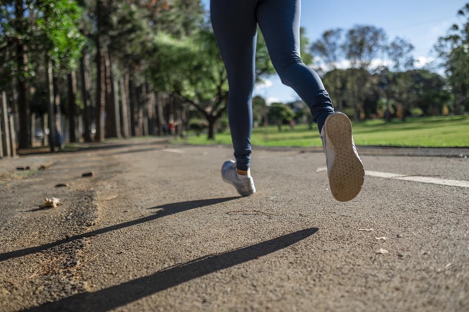 corredora correr sem lesao