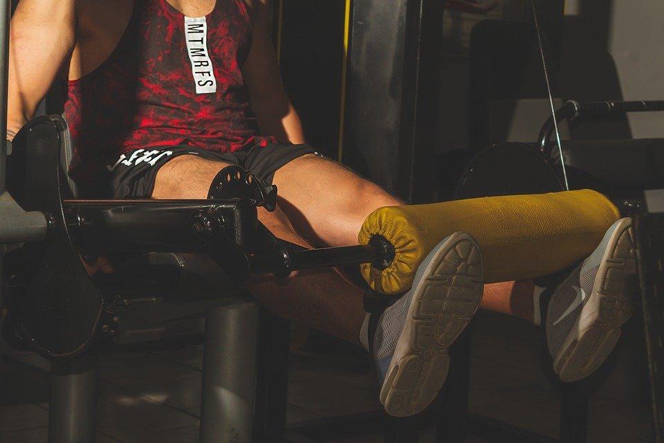 musculacao perna correr sem lesao